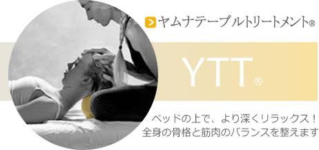 YTT(ヤムナテーブルトリートメント)